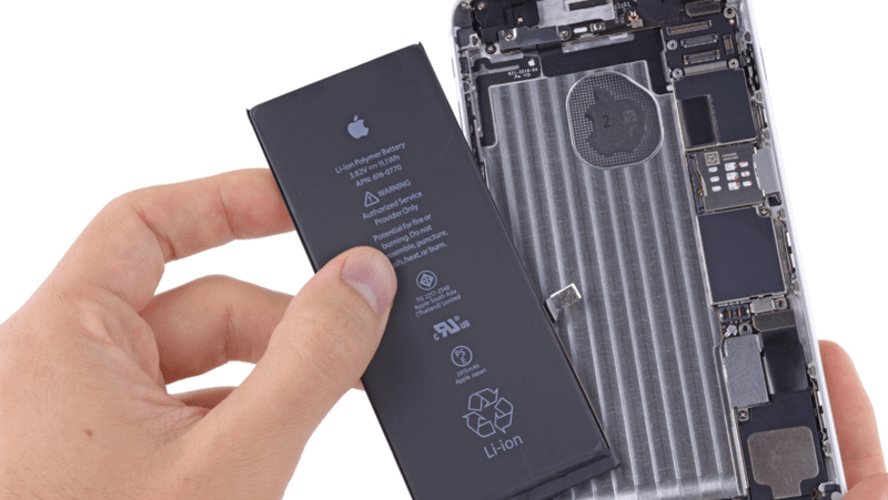 Ifixit Wallpaper Iphone X How To Replace Your Iphone 6 Plus Battery Without Apple S Help