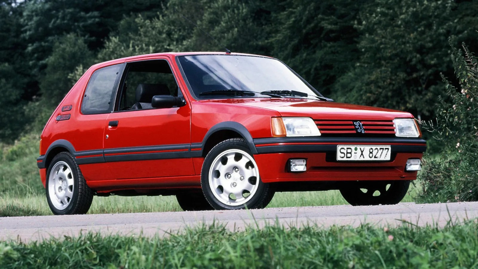 Garage Peugeot Paris The Peugeot 205 Gti Jalopnik Fantasy Garage