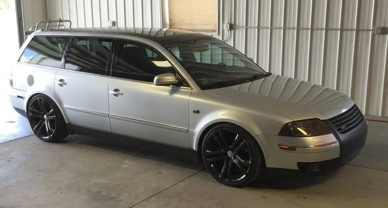 For $12,000, Is This 2003 VW Passat W8 Wagon A Dope Ride?