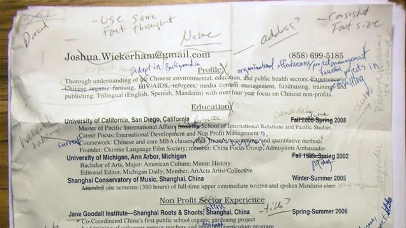 job hopping resume | lukex.co