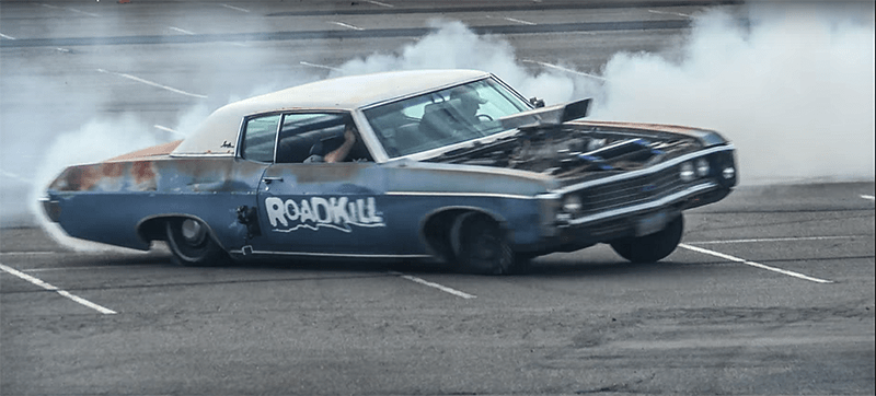 Mighty Car Mods Wallpaper Roadkill Cars Www Pixshark Com Images Galleries With A