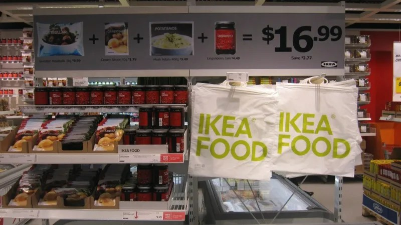 Ikea Lack Upgrade How To Hack The Ikea Food Market