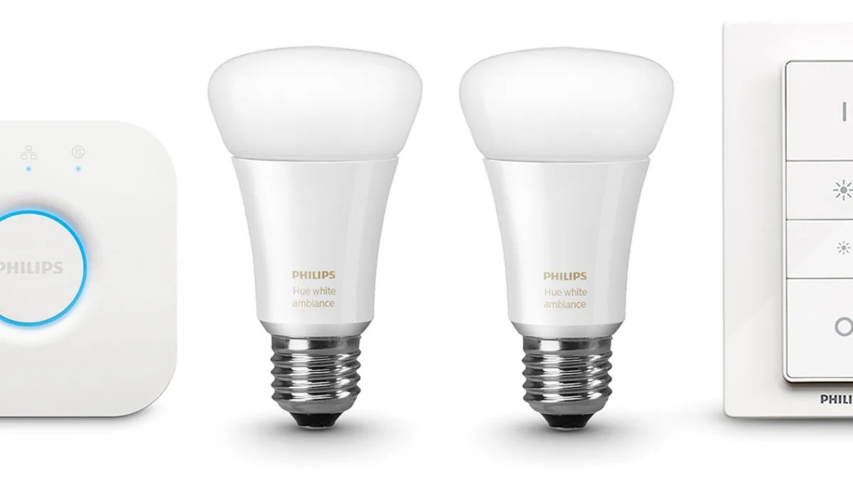 Phillips Light Bulbs You Can Tweak The Warmth Of Philips New White Hue Bulbs To Help