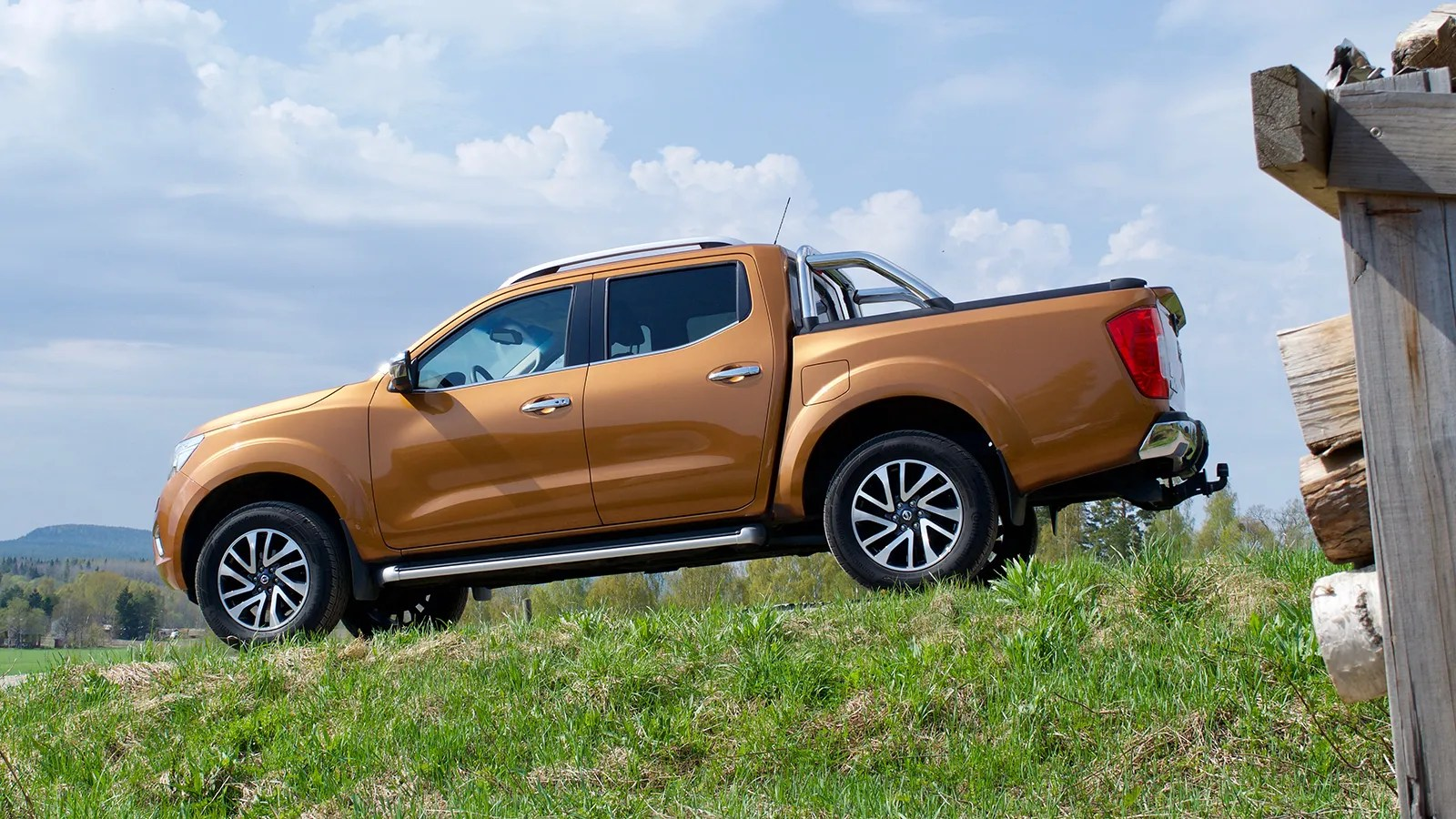 Nissan Hilux The Nissan Navara Is A Solid Truck