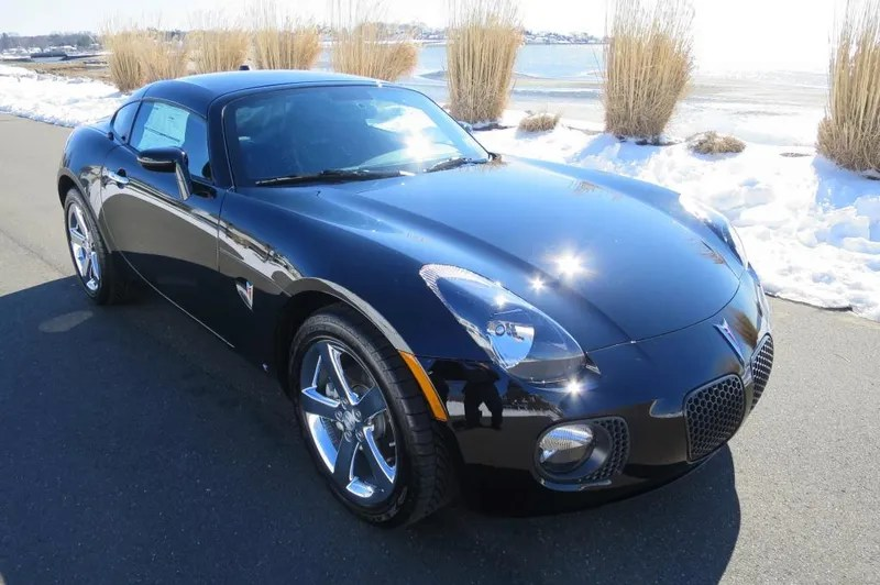 For $49,000, Does This 2009 Pontiac Solstice GXP Prove Patience Is A