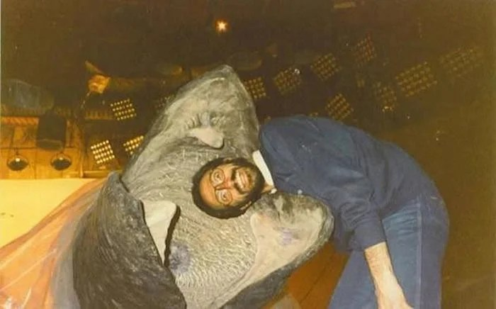 Behind-The-Scenes Photos From Making Of Dune Are Delightfully Trippy
