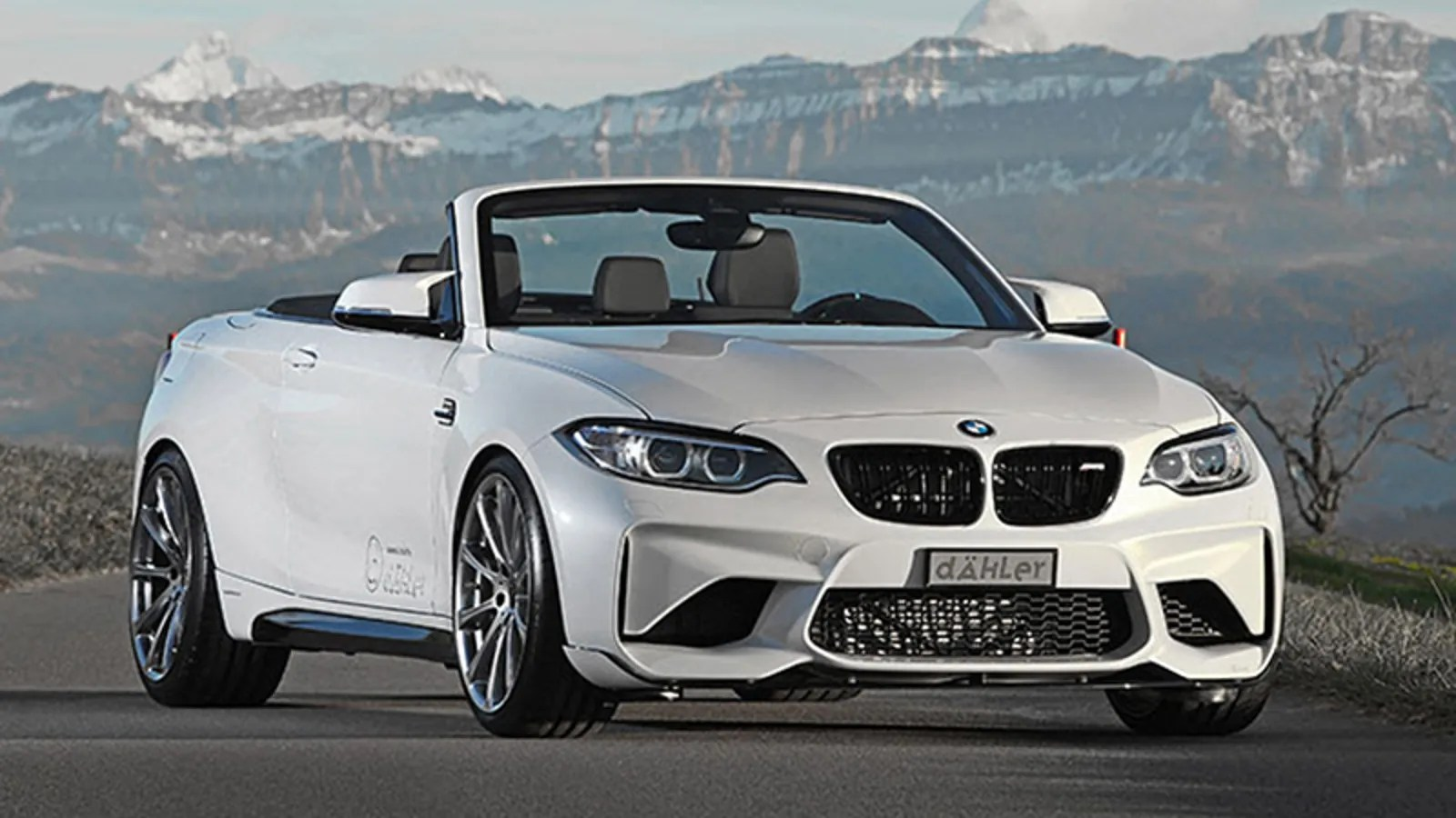 But Convertible Bmw Won T Give You A Convertible M2 But This Company Can