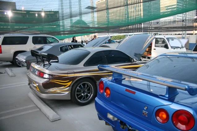 Paul Walker Blue Car Wallpaper Fast And Furious S14 Nissan Silvia 240 Sx