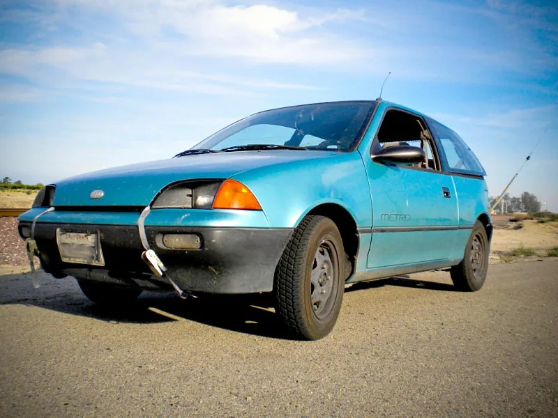 The Geo Metro Is One Of The Greatest Cars Ever Built