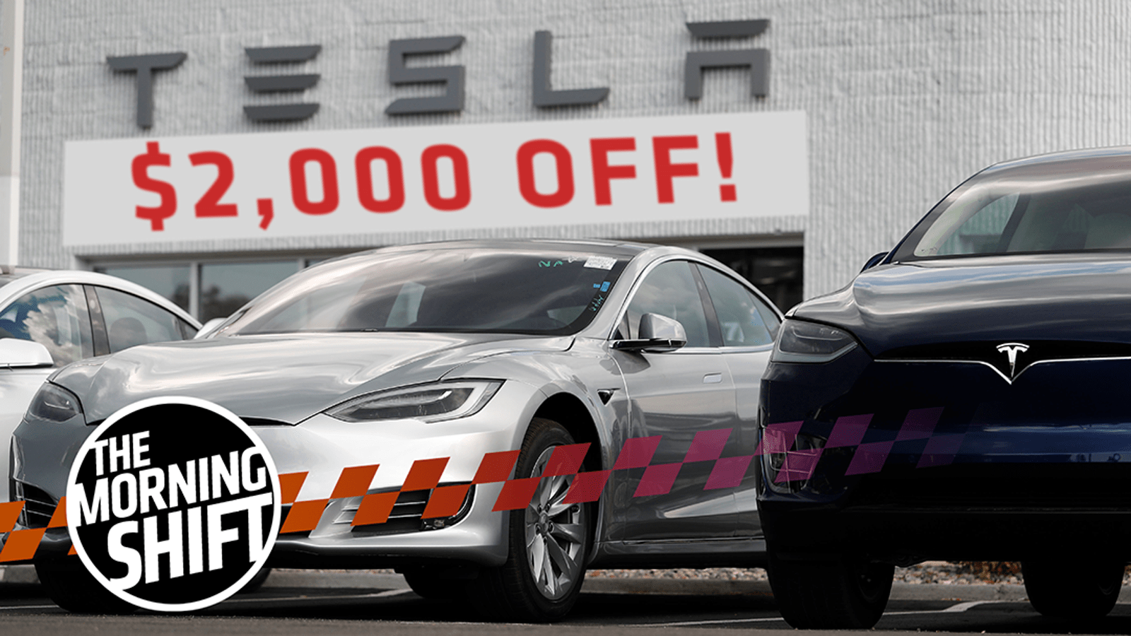 Cars Price Tesla Just Dropped The Price On All Of Its Cars
