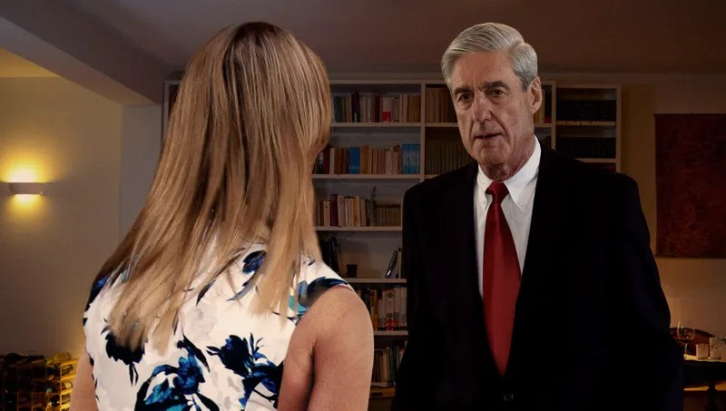 Increasingly Obsessed Robert Mueller Forces Wife To Dye