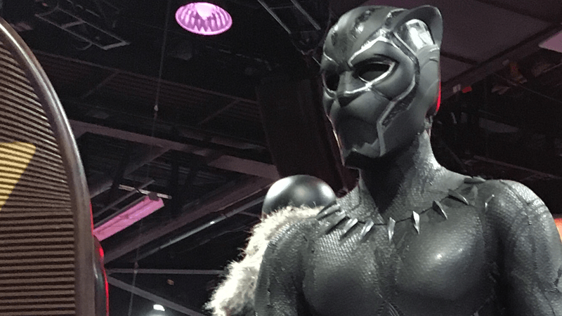 Warrior Falls Mcu Wallpaper Up Close With The Gorgeous Costumes Of Black Panther