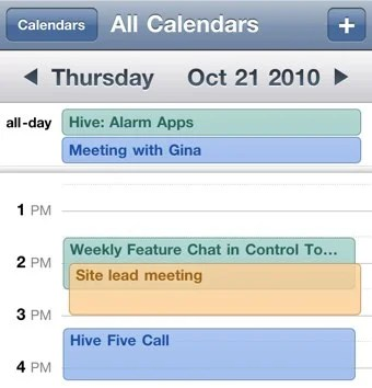 How to Sync Calendar Colors Between Google Calendar and iOS - google calendar not syncing with iphone