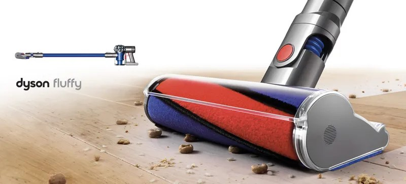 The Fluffy Is Dyson39s Answer To Dusty Dirty Hardwood Floors