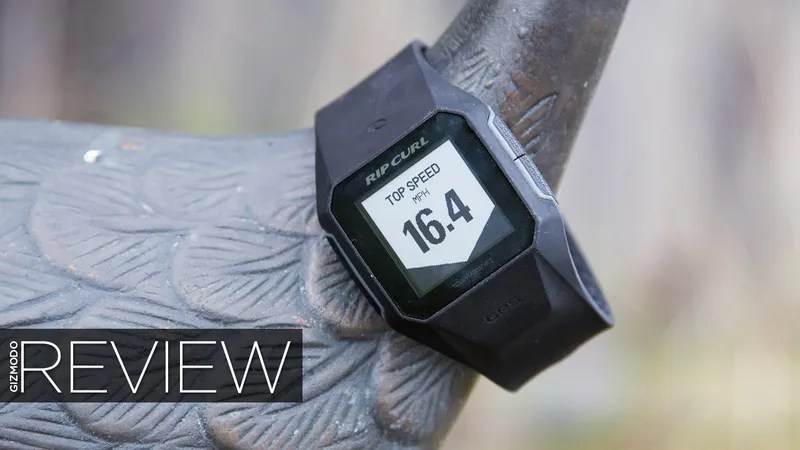 Rip Curl\u0027s GPS Surf Watch The Most Advanced Waveproof Wearable Yet