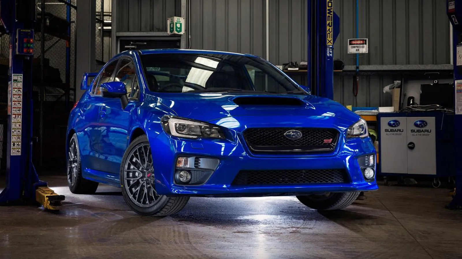 Subaru Impreza Wrx Sti Rally Car Wallpaper Subaru Sells A Wrx Sti Rally Car From The Factory