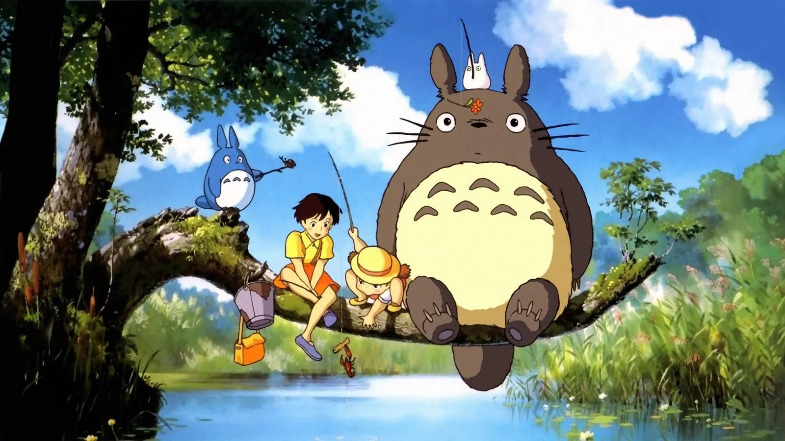 10 Thosand Cute Cat Wallpapers My Neighbor Totoro Surprised Me All Over Again