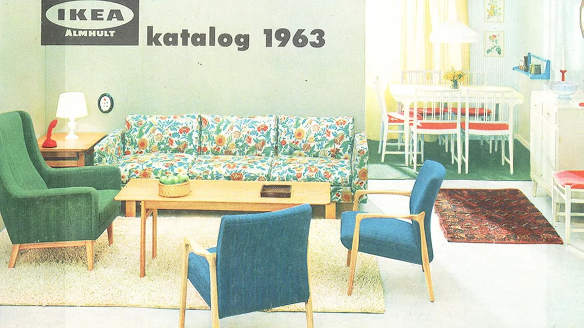Moebel Ikea Katalog Every Ikea Catalog Cover Since 1951