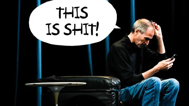 10 Changes That Must Have Steve Jobs Rolling In His Grave