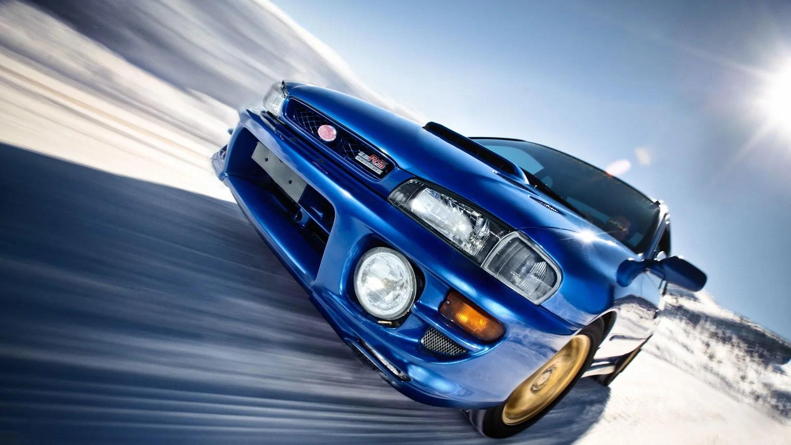 Subaru Impreza Wallpaper Hd Your Ridiculously Awesome Subaru Wallpaper Is Here