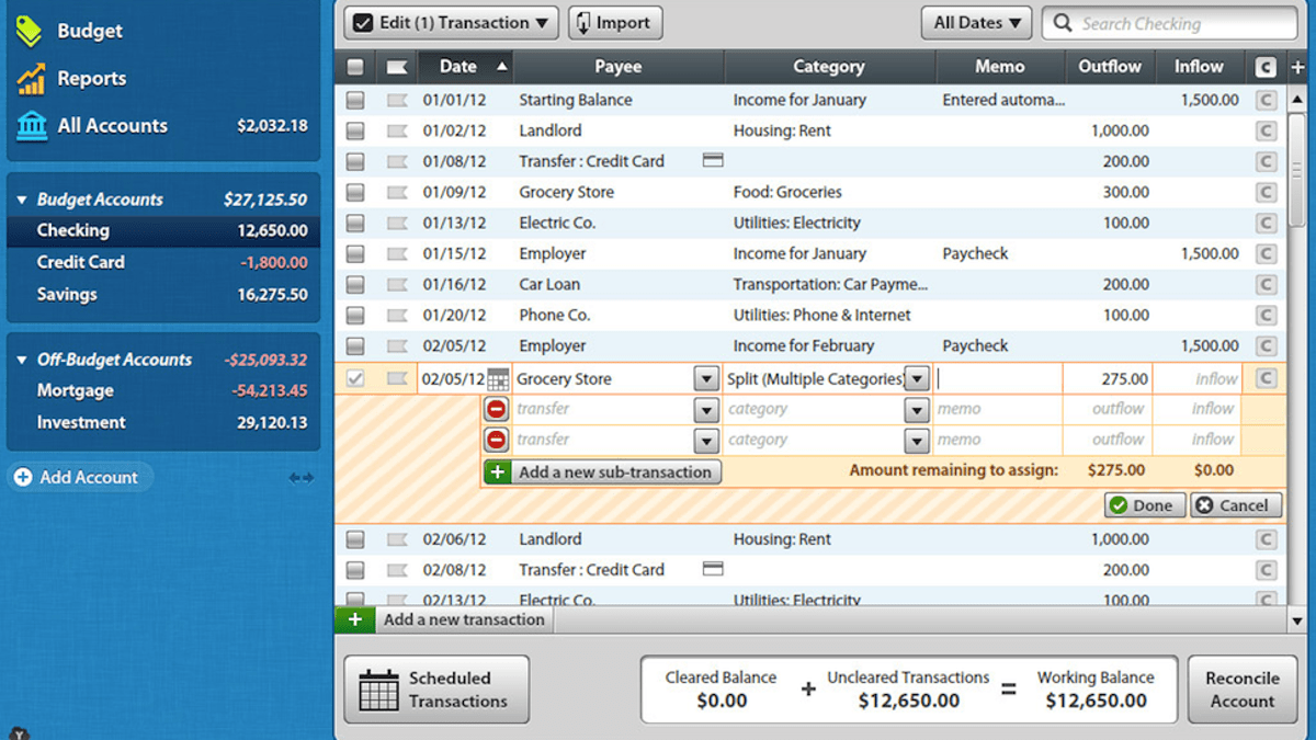Freeware Banking Software Five Best Personal Finance Tools