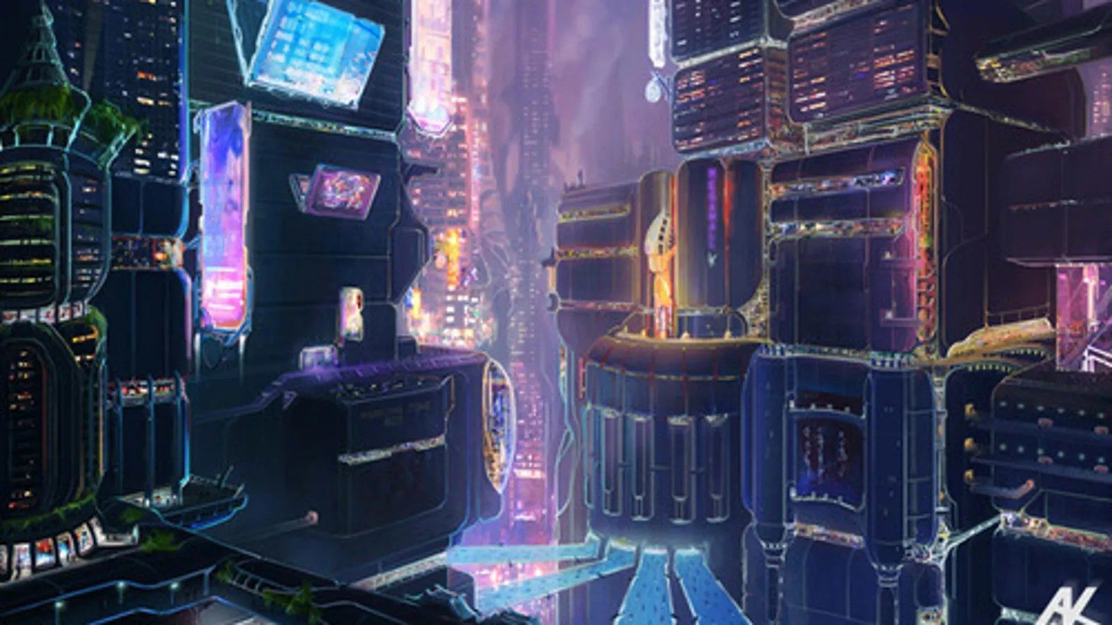 Transformers Fall Of Cybertron Wallpaper Travel Back To Neo Seoul With More Quot Cloud Atlas Quot Concept Art