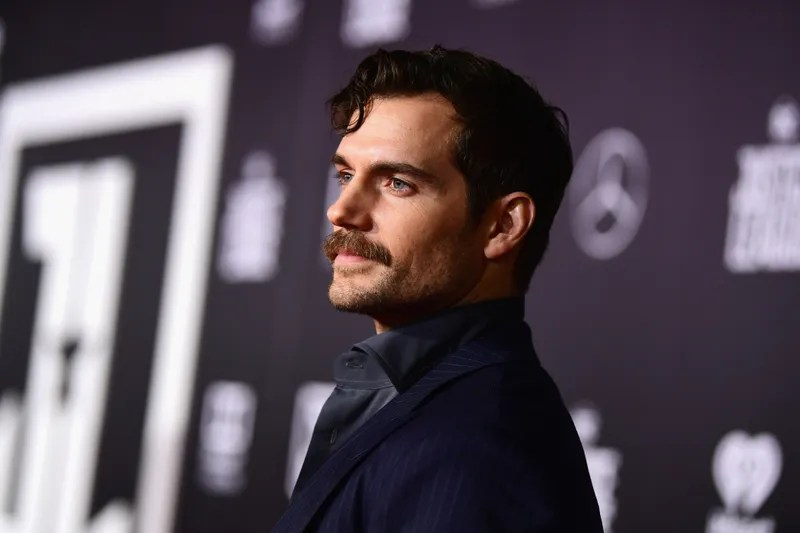 Cute Moustache Wallpapers Paramount Was Ridiculously Petty About Henry Cavill S