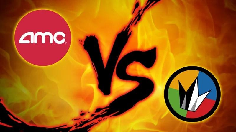 Movie Theater Showdown AMC vs Regal