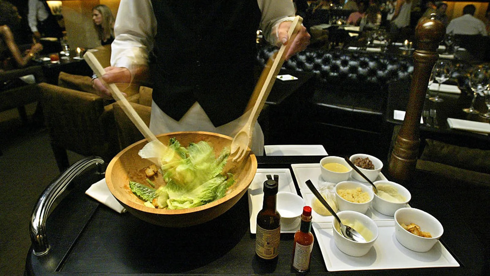 Classic Table Side Dishes Restaurant Dishes Prepared Tableside Ranked By Absurdity