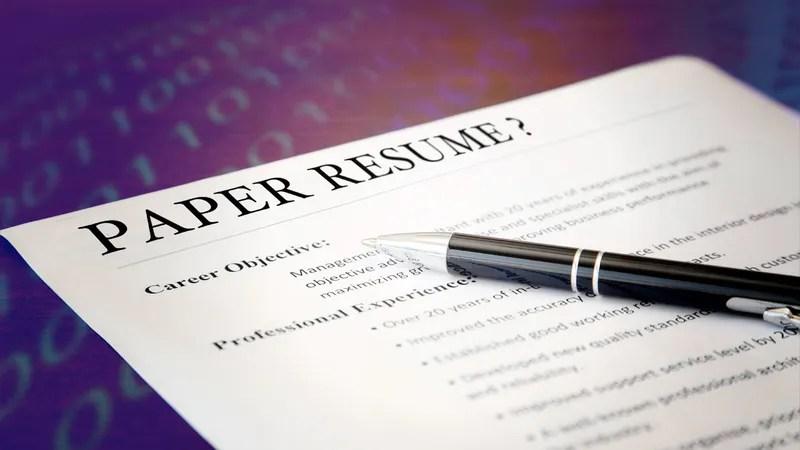 online resume screening software
