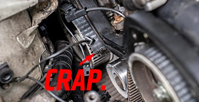 Here\u0027s What Happens When Your Timing Belt Snaps And How To Fix It