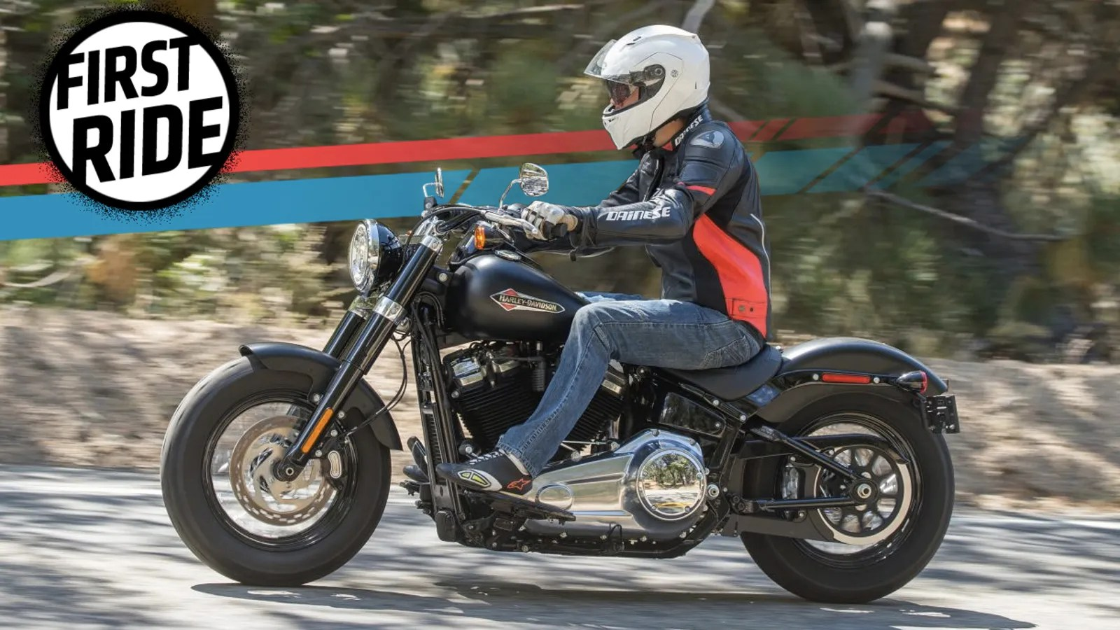Fatboy Lamp The Idiot's Guide To All Eight New Harley-davidson Cruisers