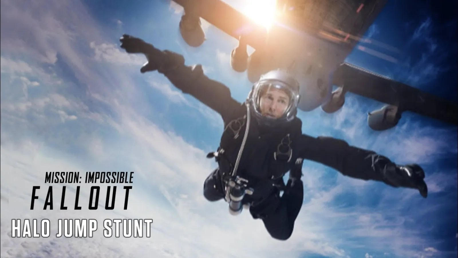 Why Do We Fall Wallpaper Tom Cruise Pulls Off Mission Impossible Fallout Stunt On Video