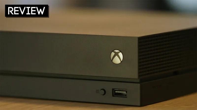 Xbox One X The Kotaku Review