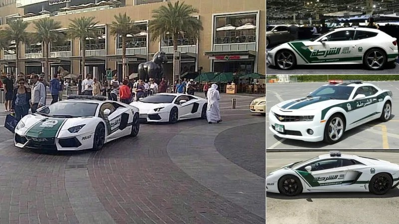 Police Car Chase Wallpaper These Are The Crazy Cars Of The Dubai Police