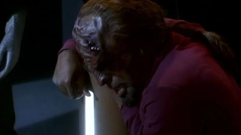 Star Trek Deep Space Nine \u201cBy Inferno\u0027s Light\u201d/\u201cDoctor Bashir, I