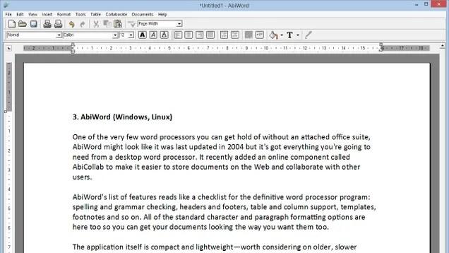 5 Best Free Microsoft Word Alternatives Lifehacker UK