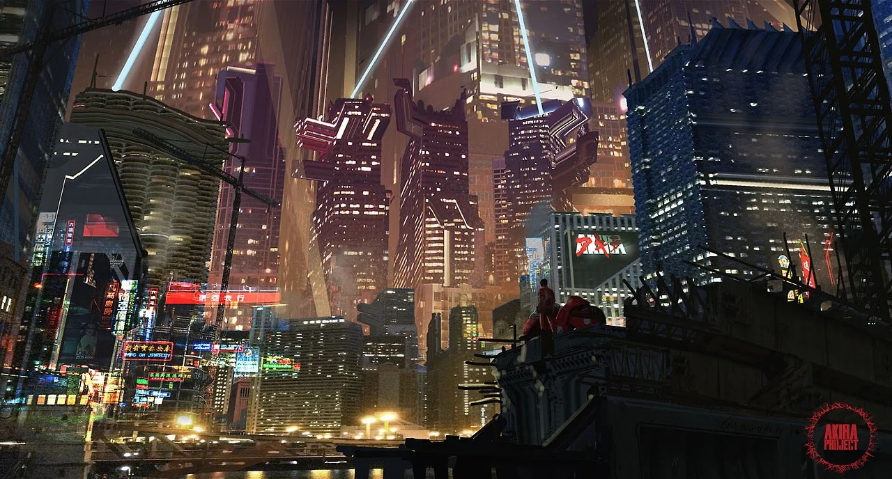 Fresh New Fall Hd Wallpapers Nice Neo Tokyo You Got Here Be A Shame If Something