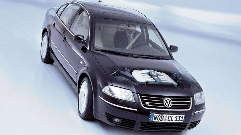 Have You Ever Owned A W8 Passat, The Most Infamously Unreliable VW?