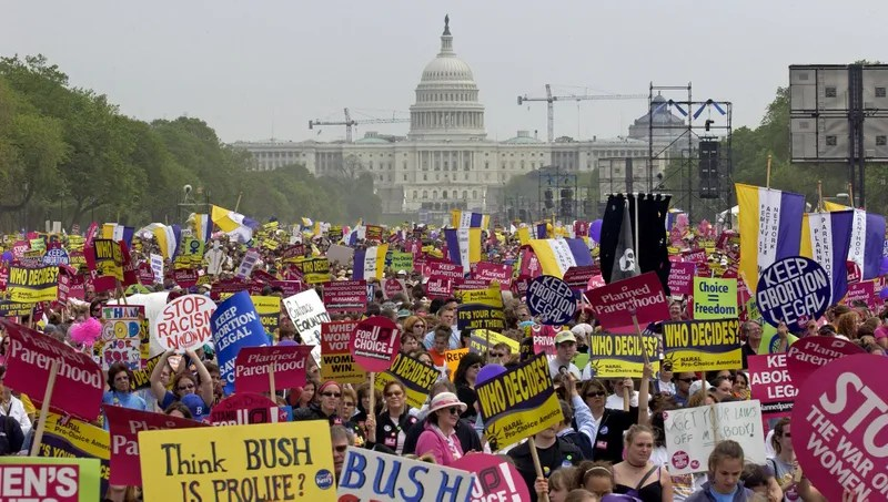 A Timeline Of Mass Protests In US History