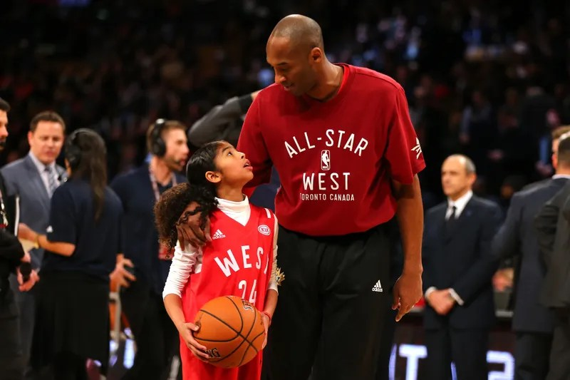 Kobe Bryant\u0027s 11-Year-Old Daughter Is Already Better at Basketball