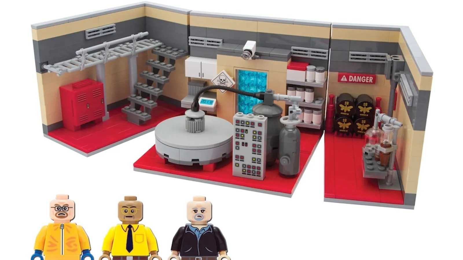 Bad I Set Finally A Breaking Bad Lego Set That You Can Actually Buy