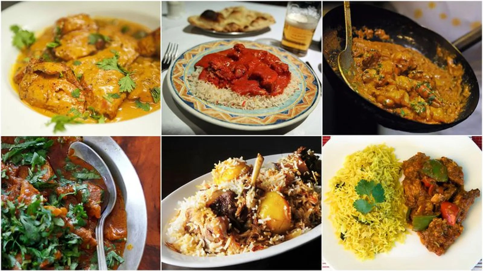 Cuisines Similar To Indian A Cheat Sheet To Indian Restaurant Menus