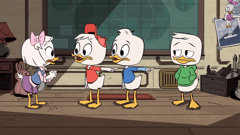 Gravity Falls Cast Wallpaper The Ducktales Reboot Reveals More Of Its Returning