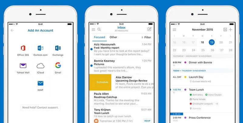 Microsoft Outlook Is Getting Ready To Cannibalize Calendar App Sunrise