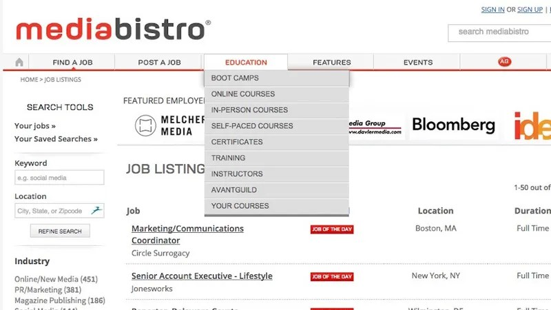 best site to post resumes