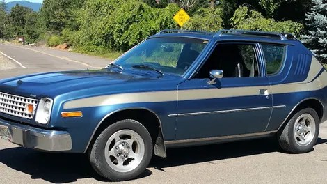 At $10,000, Could This 1984 AMC Eagle Wagon Have You Flying High?