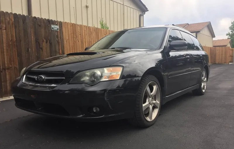 At $3,000, Might This 2005 Subaru Legacy GT Wagon\u0027s Awesomeness Let