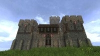 Minecraft Player's Pretty Good At Castles