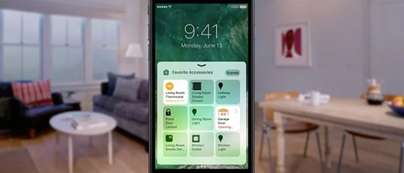 Smart Home Apple Apple Joins The Smart Home Wars With A Siri-powered App